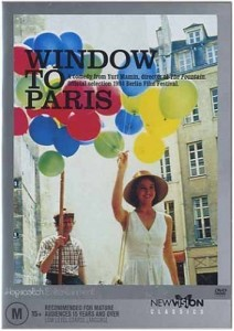 Window to Paris